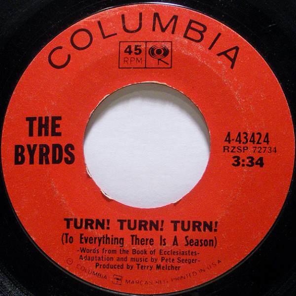 The Byrds Vinyl Record Albums