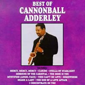 Cannonball Adderly Vinyl Record Albums