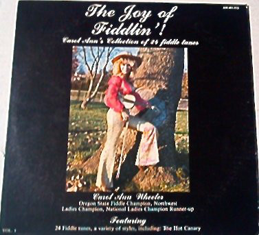 The Joy Of Fiddlin& 39 Vinyl
