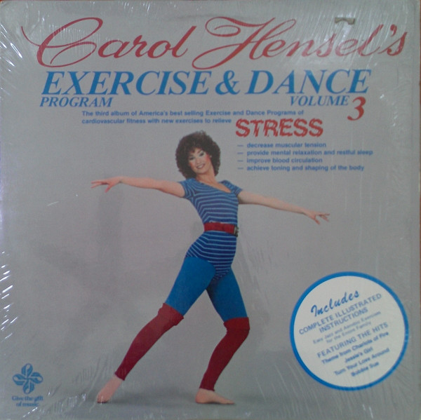 Carol Hensel's Exercise & Dance Program Volume 3