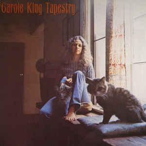 Carole King - Tapestry [vinyl Record Album]