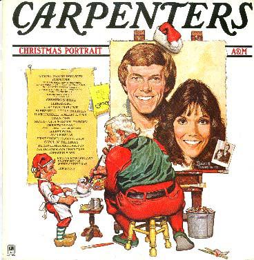 The Carpenters Vinyl Record Albums