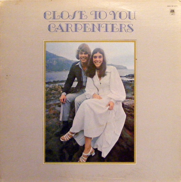 Carpenters - Close To You [vinyl] The Carpenters