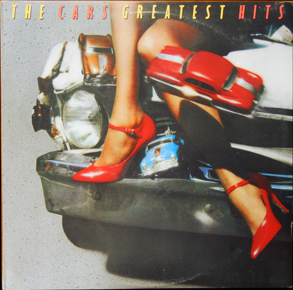 The Cars Vinyl Record Albums