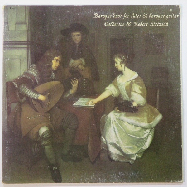 Baroque Duos For Lutes & Baroque Guitar