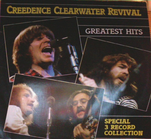 creedence clearwater revival greatest hits records lps vinyl and cds musicstack. Black Bedroom Furniture Sets. Home Design Ideas