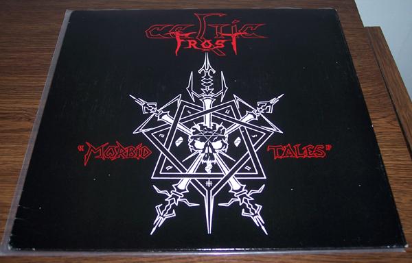Celtic Frost Morbid Tales Vinyl