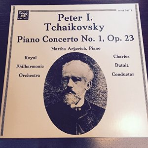 Tchaikovsky Piano Concerto No. 1 Op. 23 In B Flat Minor