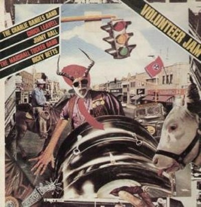 The Charlie Daniels Band Vinyl Record Albums