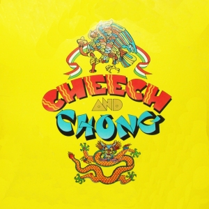 Cheech and Chong Vinyl Record Albums