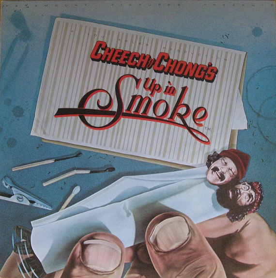 Cheech Y Chong 's Up In Smoke