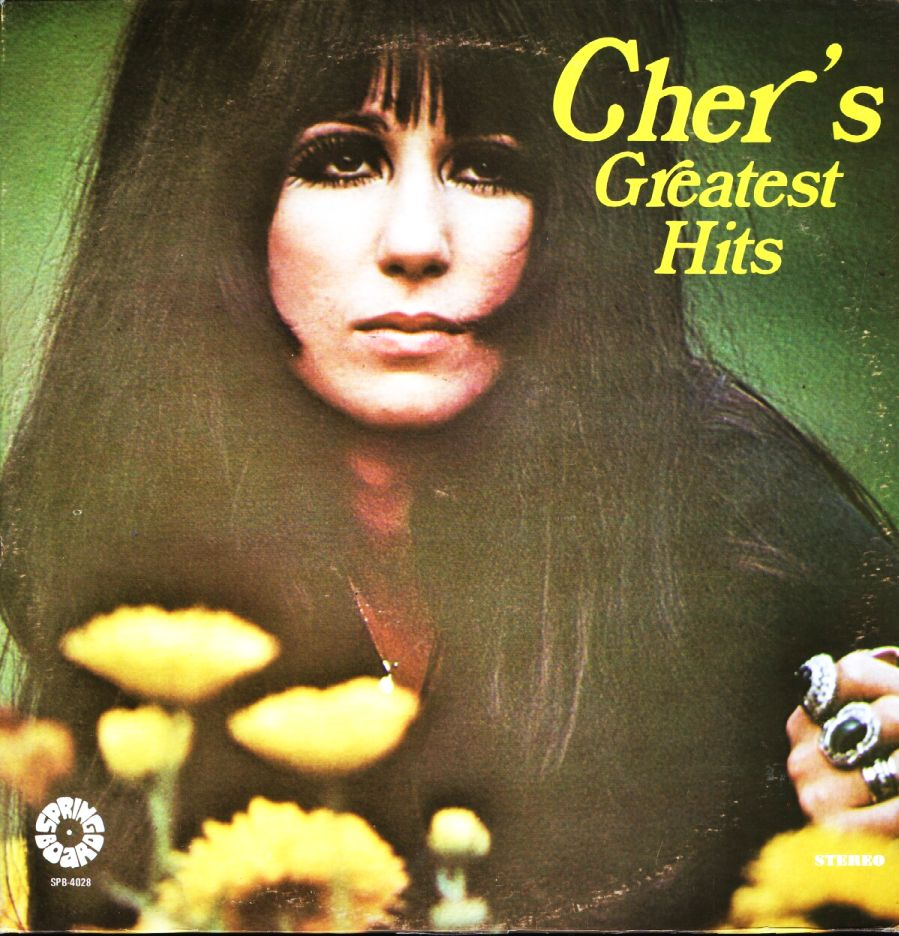Cher - Golden Hits Of Cher
