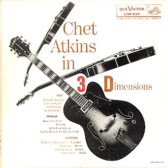 Chet Atkins In Three Dimensions