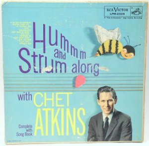 Hummm and Strum Along with Chet Atkins