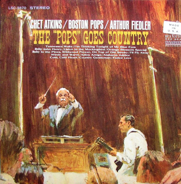 The Pops Go Country