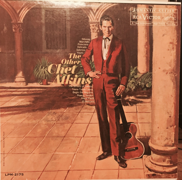 The Other Chet Atkins