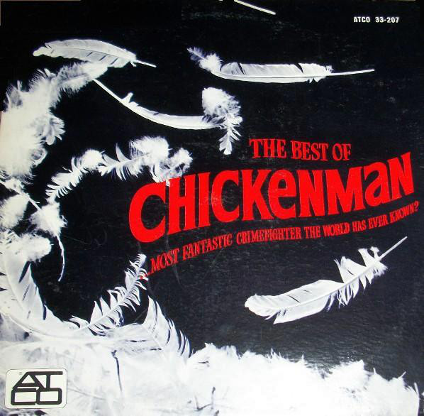 The Best Of Chickenman