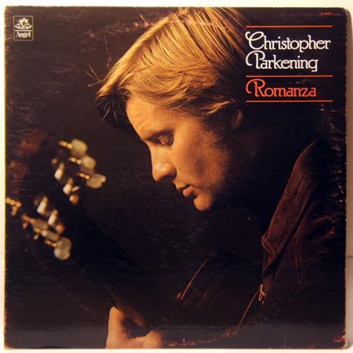 Christopher Parkening Vinyl Record Albums