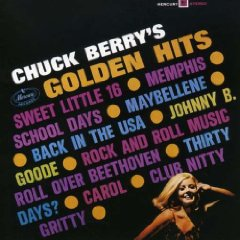 Chuck Berry - Chuck Berry's Golden Hits [record] Chuck Berry