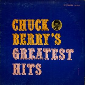 Chuck Berry Chuck+Berry's+Greatest+Hits LP