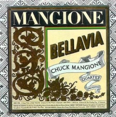 Chuck Mangione Vinyl Record Albums