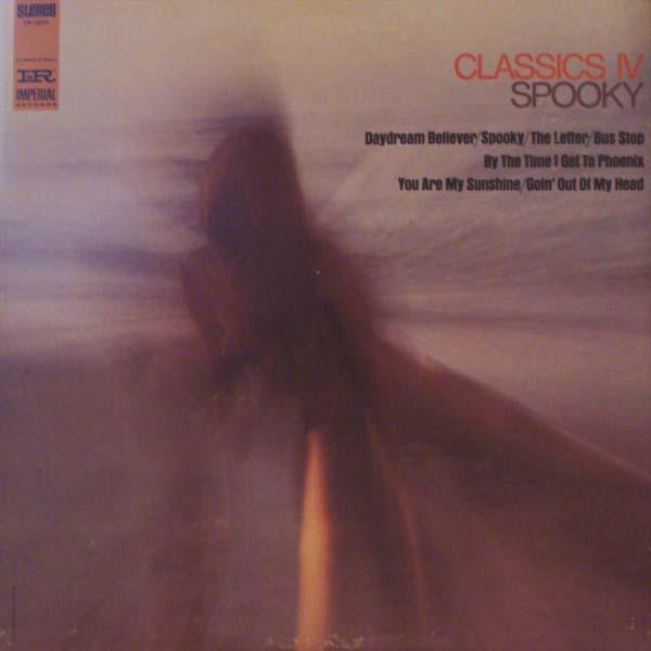 Classics Iv Vinyl Record Albums