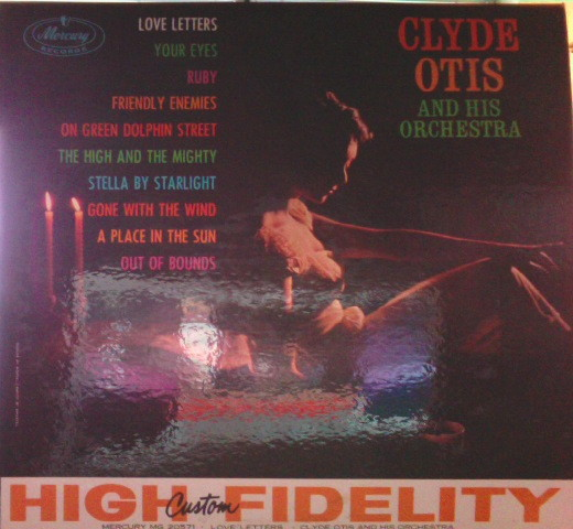 Clyde Otis Amp His Orchestra Vinyl Record Albums