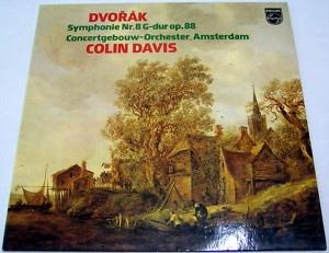 Colin davis vinyl record albums for Mobel dvorak
