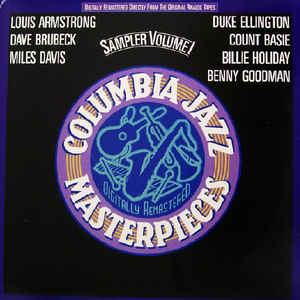 Columbia Jazz Masterpieces Sampler Volume I