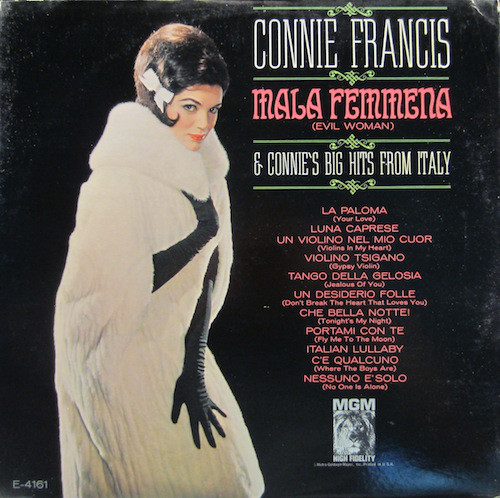 Mala Femmena & Connie's Big Hits from Italy