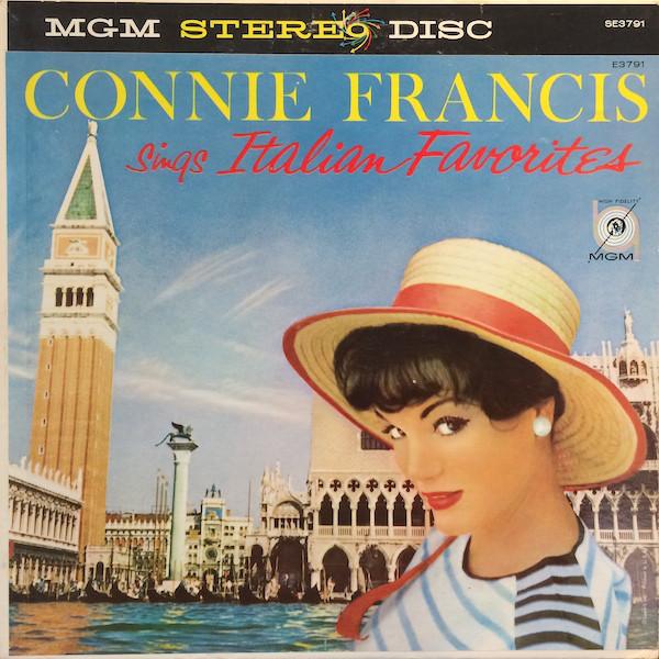 Sings Italian Favorites Vinyl