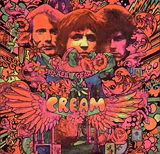 Cream - Disraeli Gears [record] Cream