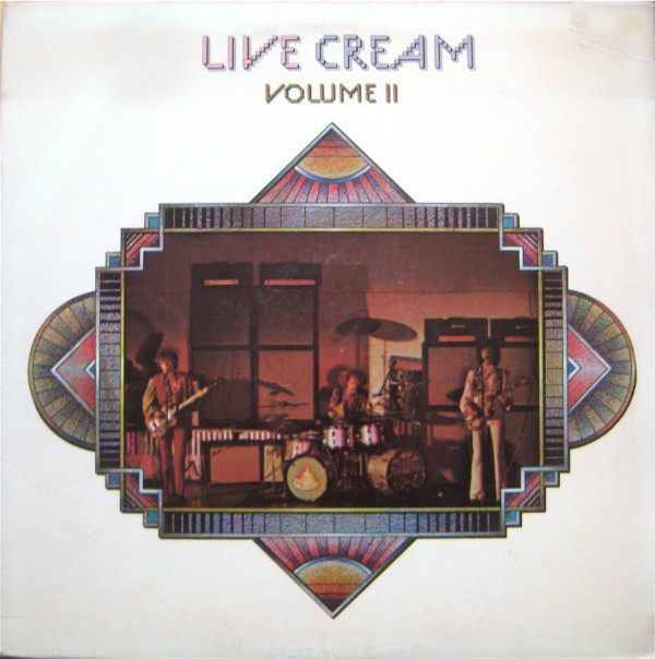 Live Cream Vol. II