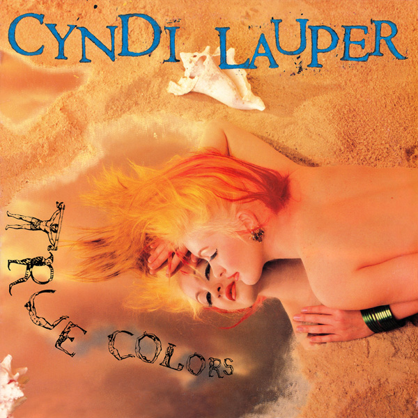 cyndi lauper true colors records vinyl and cds to