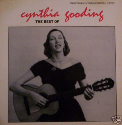 The Best Of Cynthia Gooding