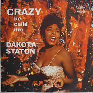 Dakota Staton Vinyl Record Albums
