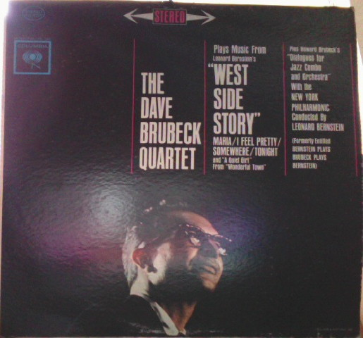 Brubeck Plays Bernstein Plays Brubeck