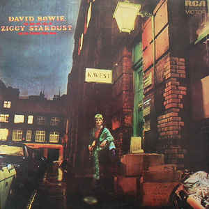 David Bowie - The Rise And Fall Of Ziggy Stardust And The Spiders From Mars CD
