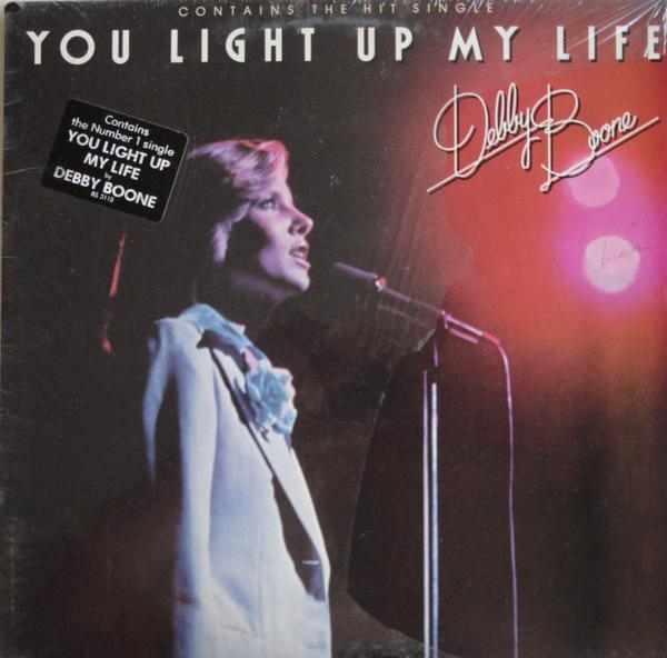 Debby Boone - You Light Up My Life EP