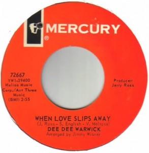 Dee Dee Warwick Vinyl Record Albums