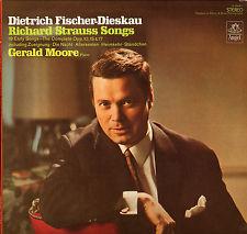 Dietrich Fischer-Dieskau Gerald Moore - Richards Strauss Songs / 19 Early Songs / The Complete Opp 10 15 & 17 Including Zueignung / Die