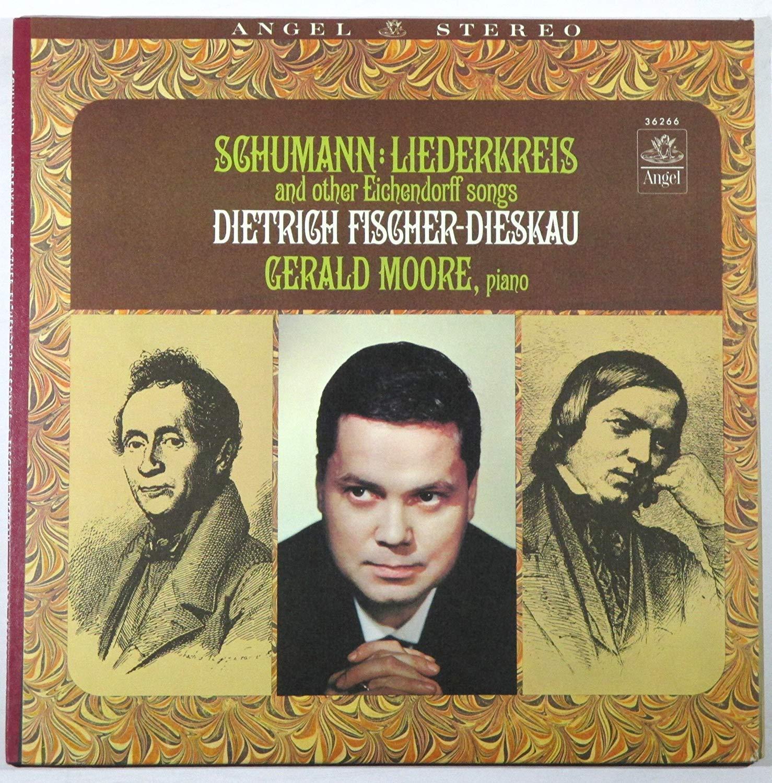 Schumann Liederkreis And Other Eichendorff Songs Vinyl