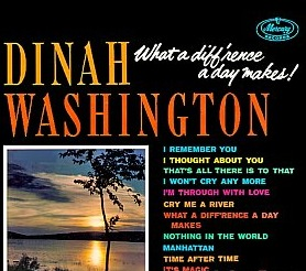 Dinah Washington - What A Difference A Day Makes [vinyl] Dinah Washington