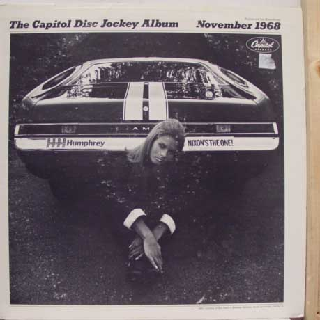 Capitol Disc Jockey Album November 1968