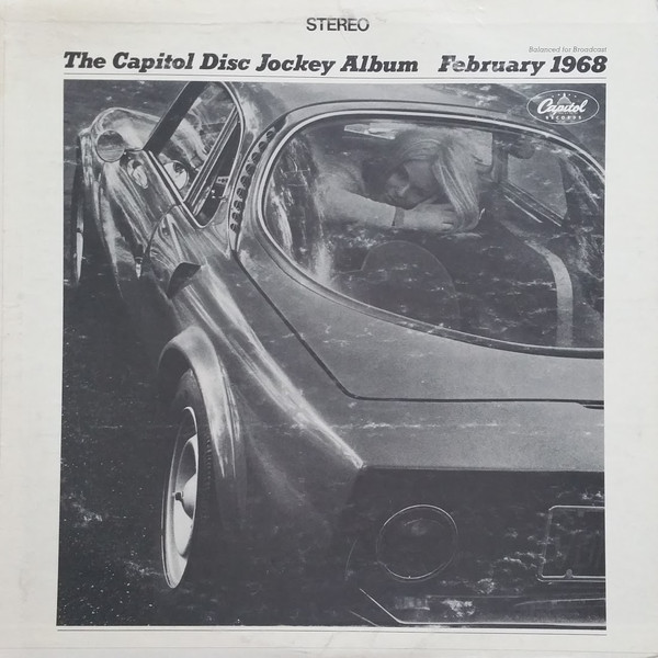 Capitol Disc Jockey Album February 1968