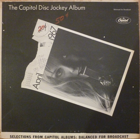 Capitol Disc Jockey Album February 1967