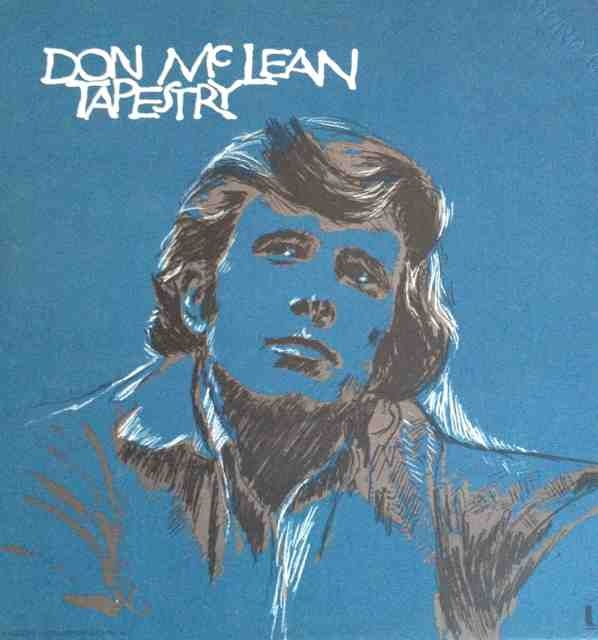 Don Mclean Vinyl Record Albums