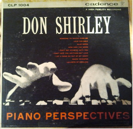 Don Shirley Vinyl Record Albums