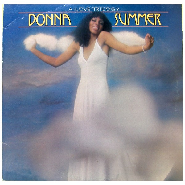 Donna Summer A+Love+Trilogy LP