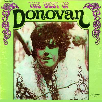 Donovan - The Best Of Donovan Record